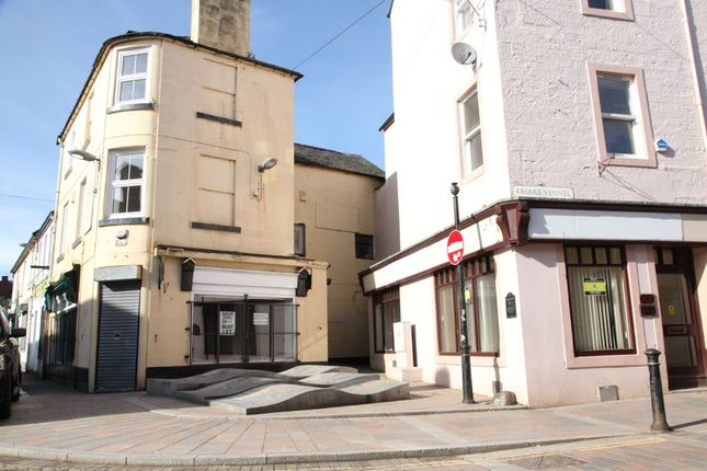 Thumbnail Flat to rent in Brewery Street, Dumfries