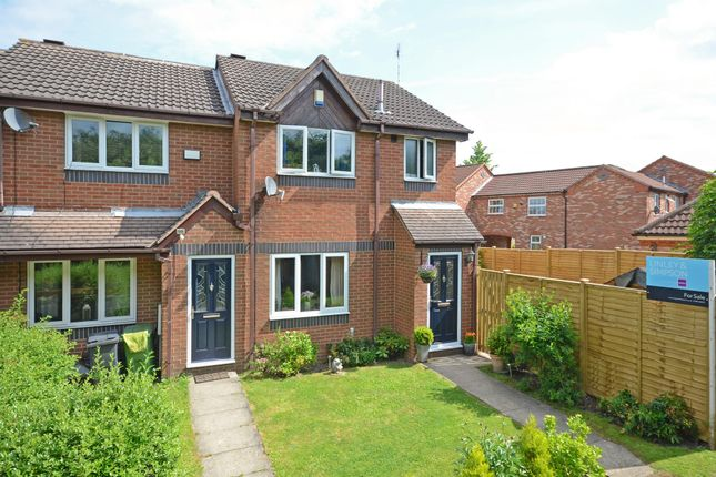 Thumbnail Terraced house for sale in Aldborough Way, York