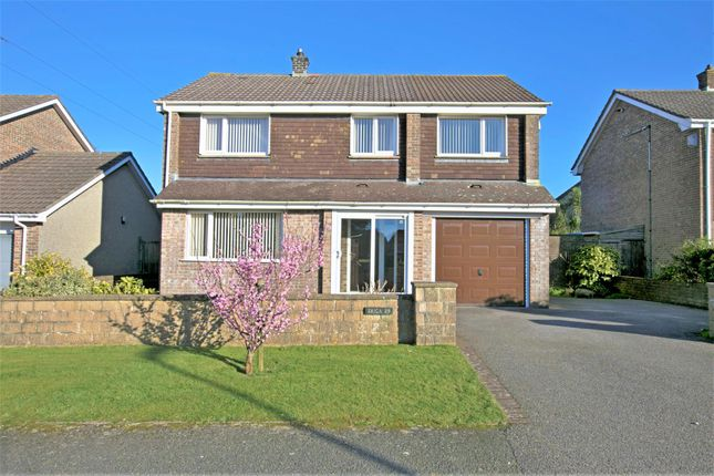 Thumbnail Detached house for sale in Tehidy Gardens, Camborne