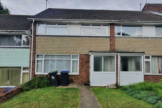 Thumbnail Terraced house to rent in Long Meadow Way, Canterbury