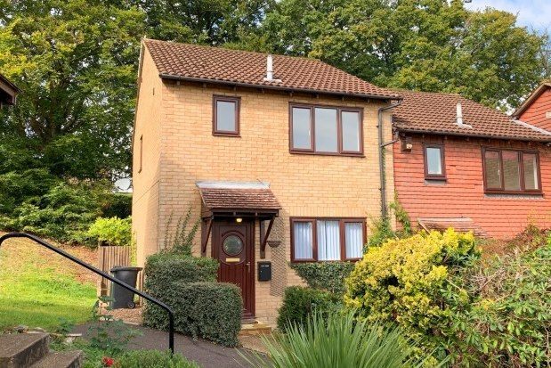 3 bed terraced house to rent in Tollwood Park, Crowborough TN6