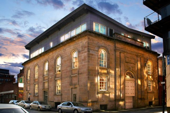 Thumbnail Flat for sale in Howard Street, City Centre, Glasgow