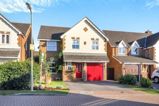 Thumbnail Detached house for sale in Chineham, Basingstoke, Hampshire