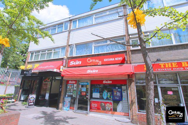 Thumbnail Maisonette for sale in Krishna News, 117 Old Church Road, London