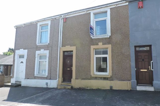 Thumbnail Terraced house for sale in Roger Street, Treboeth, Swansea