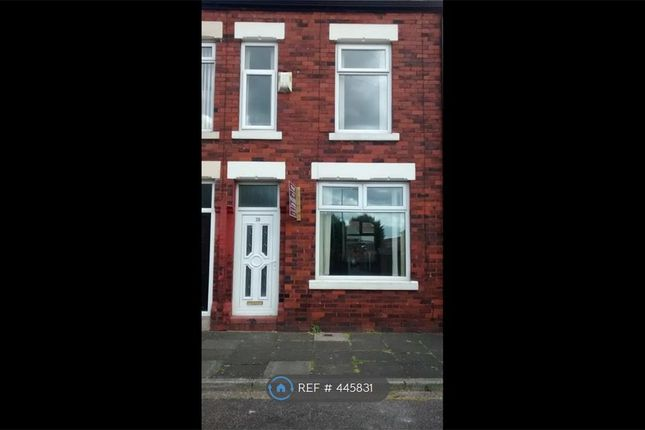 Thumbnail Terraced house to rent in Buckley Street, Stockport