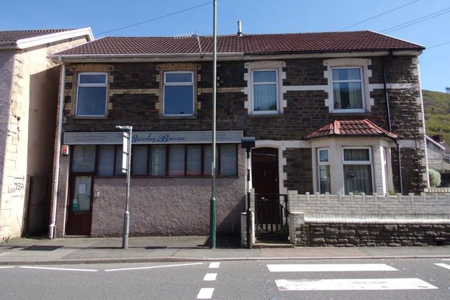 Thumbnail Maisonette to rent in Newport Road, Cwmcarn, Cross Keys, Newport