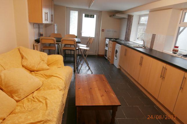 Thumbnail Shared accommodation to rent in Hawthorne Avenue Uplands, Swansea