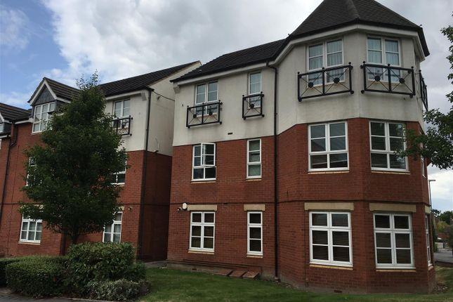 Thumbnail Flat to rent in Wavers Marston, Marston Green, Birmingham