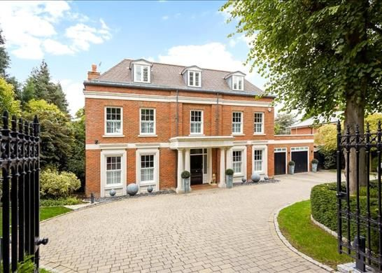 Thumbnail Detached house for sale in The Ridge, Epsom, Surrey