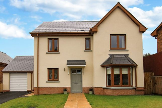 Thumbnail Detached house for sale in Valley View, Brynmawr, Ebbw Vale, Gwent