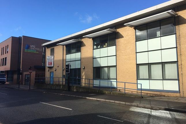 Thumbnail Office to let in Media Suite, 56 Shoreham Street, Sheffield, South Yorkshire