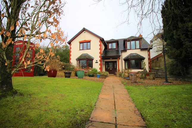 Thumbnail Detached house for sale in Birchgrove Road, Glais, Swansea