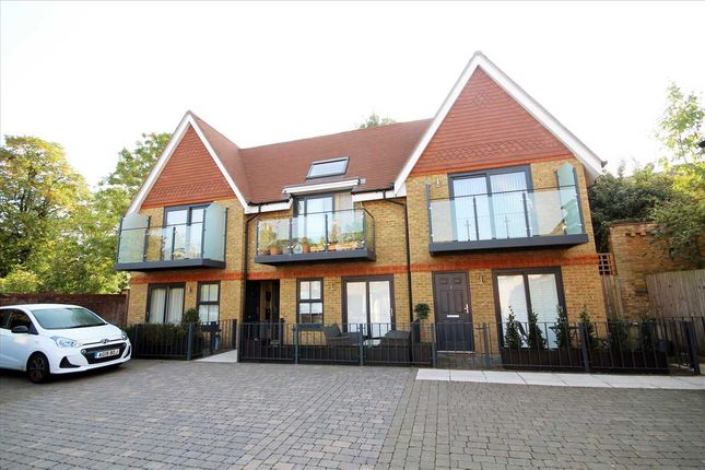 Thumbnail Flat for sale in Park Mews, Bushey WD23.