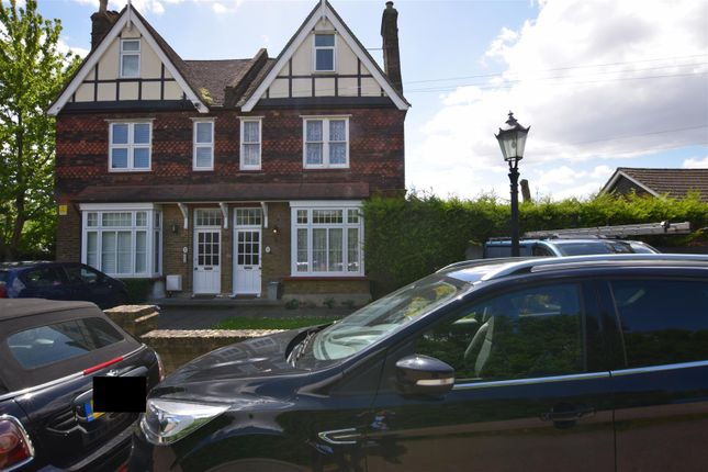 Thumbnail Semi-detached house for sale in Hainault Gore, Chadwell Heath, Romford