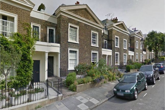 Thumbnail Terraced house to rent in Wharton St, Kings Cross