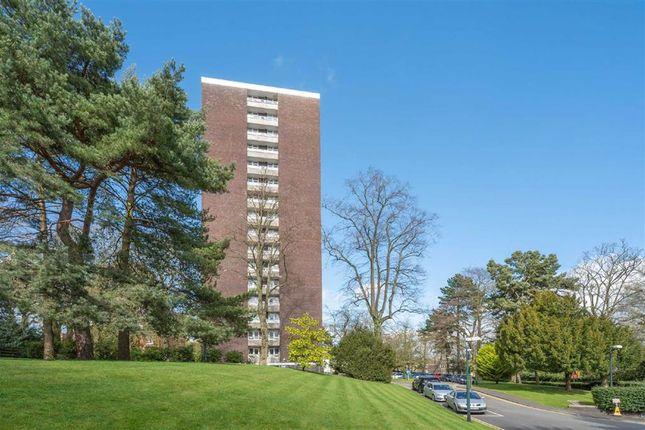 Thumbnail Flat for sale in Warwick Crest, Arthur Road, Edgbaston, Birmingham