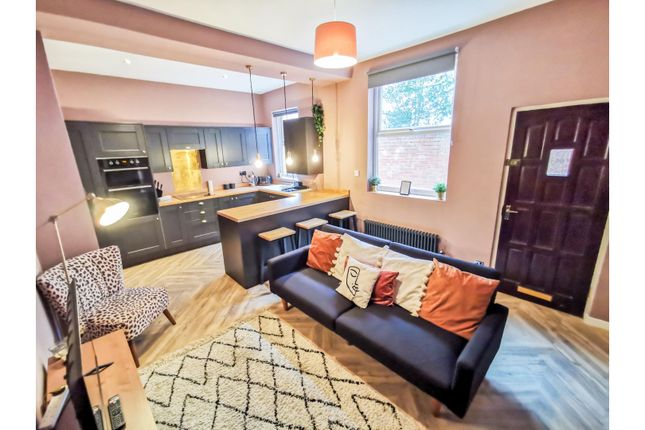 2 bed flat for sale in 339 Woodborough Road, Nottingham NG3