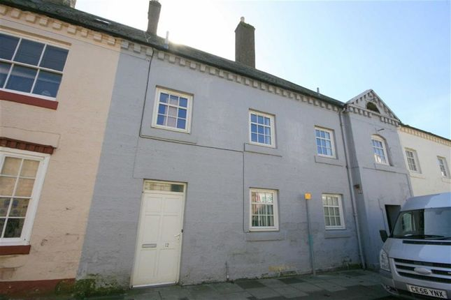 Thumbnail Terraced house to rent in Silver Street, Berwick-Upon-Tweed