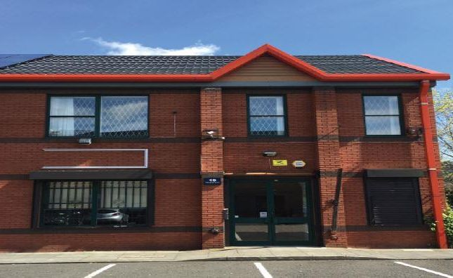 Thumbnail Office to let in 19 Woodcock Court, Waters Edge Business Park, Modwen Road, Salford, Manchester
