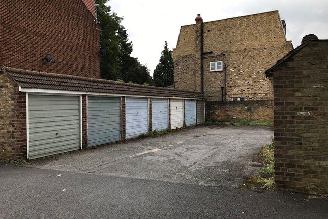 Garage, Coniston Close, Hartington Road, London W4