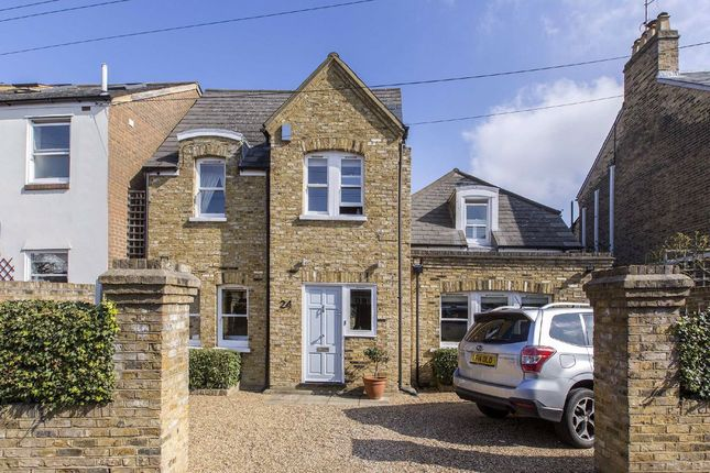 Thumbnail Detached house for sale in Western Lane, London