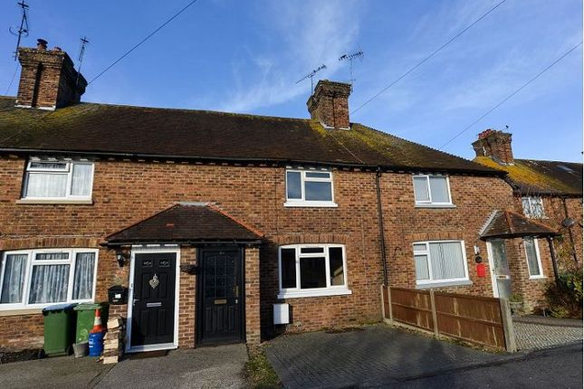 Thumbnail Terraced house for sale in Fitzalan Road, Arundel