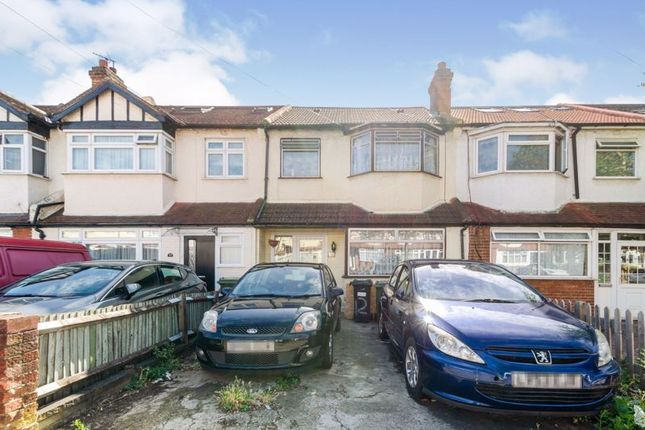 Thumbnail Terraced house for sale in Grayscroft Road, London