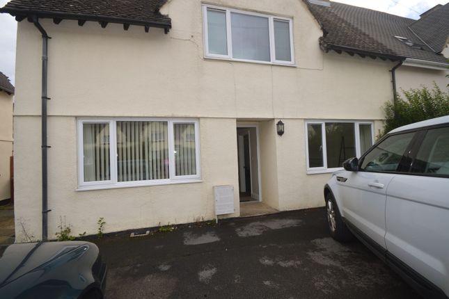 Thumbnail Maisonette to rent in Bathurst Road, Cirencester