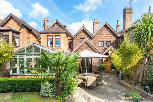 Thumbnail Semi-detached house for sale in Albourne Road, Hurstpierpoint, West Sussex