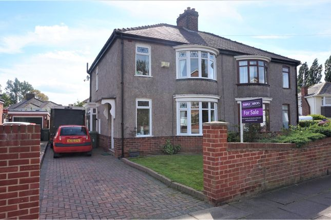 4 bed semi-detached house for sale in Greens Lane, Hartburn, Stockton-On-Tees