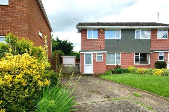 Thumbnail Semi-detached house to rent in Litchfield Close, Charlton, Andover