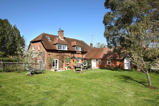 Thumbnail Detached house for sale in Milkingpen Lane, Old Basing, Basingstoke, Hampshire