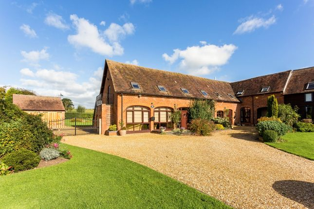 Thumbnail Barn conversion to rent in Alne Hills, Great Alne, Alcester