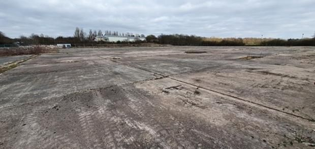 Thumbnail Light industrial to let in Open Storage Land, Off Makerfield Way, Ince, Wigan, Lancashire