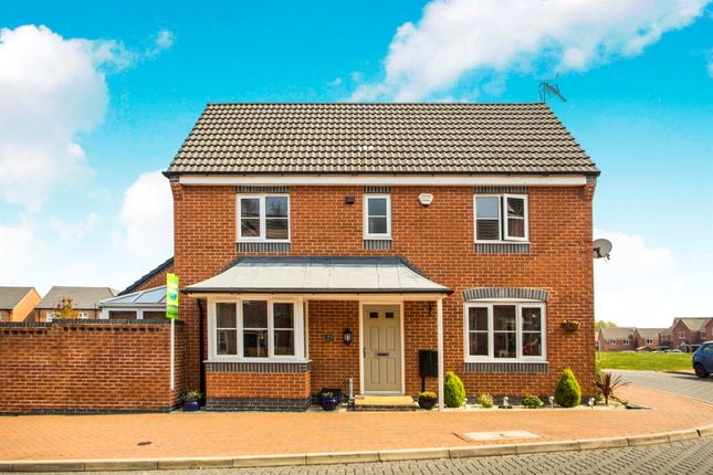 Thumbnail Detached house for sale in Henfrey Drive, Annesley, Nottingham