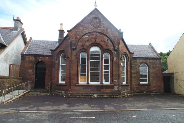 Thumbnail Office for sale in Montgomery Street, Tarbolton