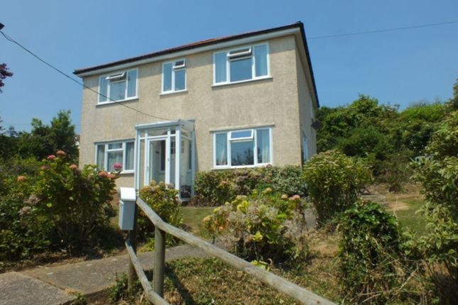 Thumbnail Detached house to rent in Cliff Road, Hythe