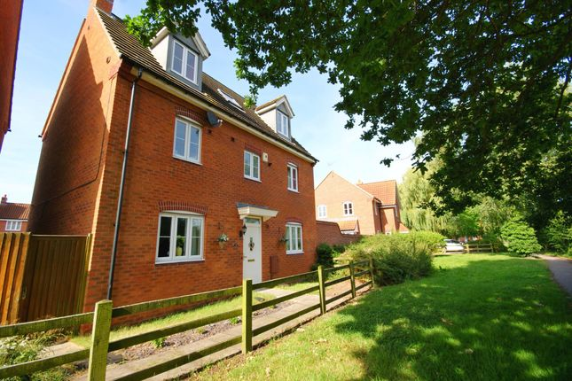Thumbnail Detached house to rent in Tall Pines Road, Witham St. Hughs, Lincoln