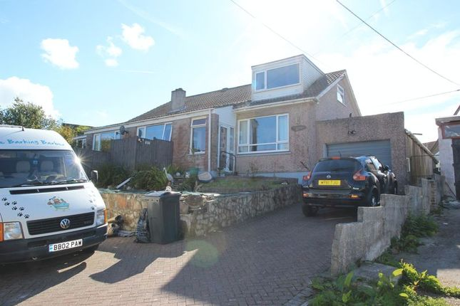 Thumbnail Detached house for sale in The Drang, Indian Queens, St. Columb
