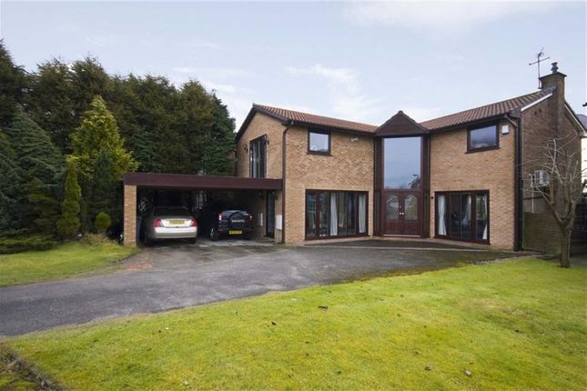 Thumbnail Detached house for sale in Meadowcroft, Whitefield Manchester, Manchester
