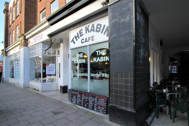 Thumbnail Restaurant/cafe to let in High Street, Clacton-On-Sea