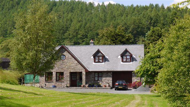 Thumbnail Bungalow for sale in Cwm Irfon Bungalow, Abergwesyn, Llanwrtyd Wells