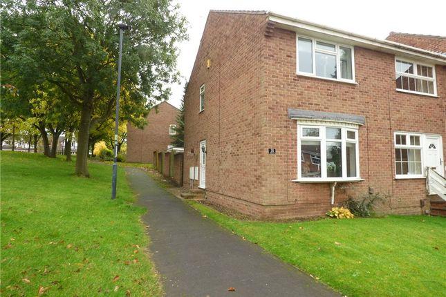 Thumbnail 2 bed detached house for sale in Alder Close, Oakwood, Derby