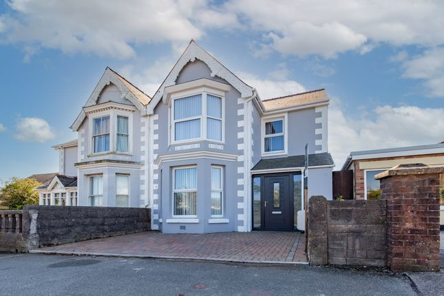 3 bed semi-detached house for sale in Pembroke Road, Pembroke Dock SA72