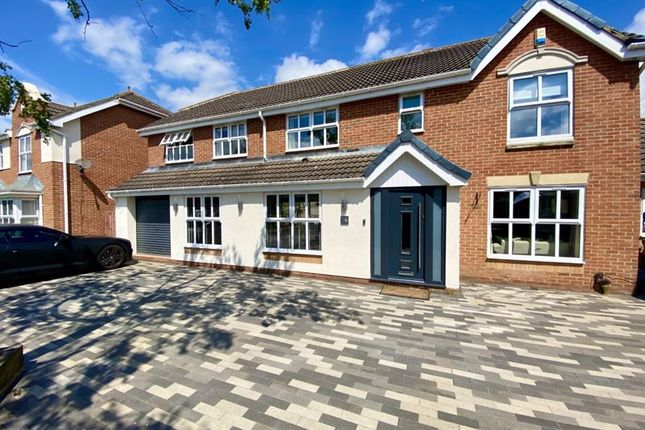 Thumbnail Detached house for sale in Black Diamond Way, Eaglescliffe