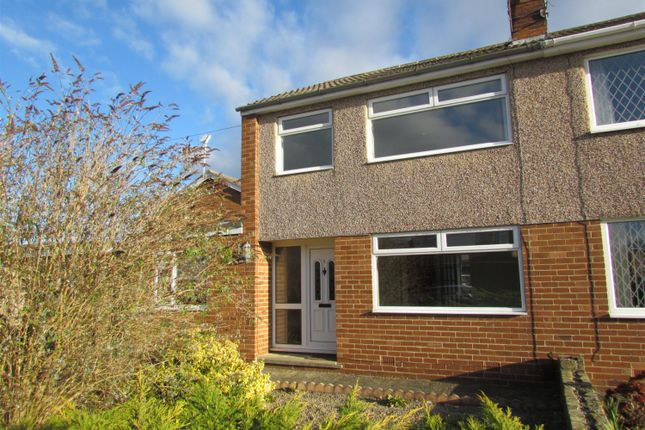 Thumbnail Semi-detached house to rent in Derwent Rise, Wetherby