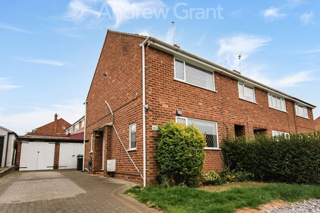 2 bed semi-detached house to rent in Harport Road, Redditch, Worcestershire B98