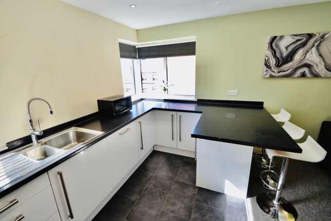 Kitchen of St. Marys Gate, Nottingham NG1