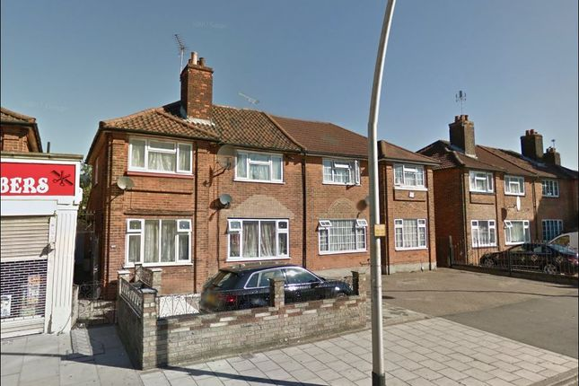 Thumbnail Flat to rent in Cranbrook Road, Gants Hill